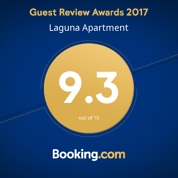 Apartmani Laguna